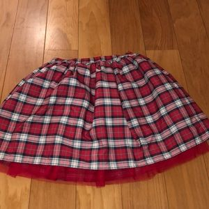 Lands End Kids tutu skirt